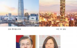 한국과 대만의 닮은꼴 정치